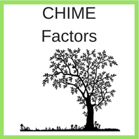Click here to go to CHIME Factors