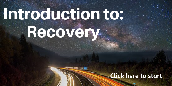 Click here to go to Introduction to Recovery.