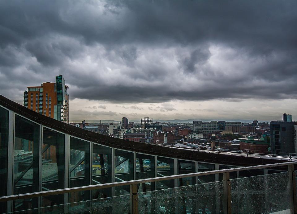 Manchester Cityscape.