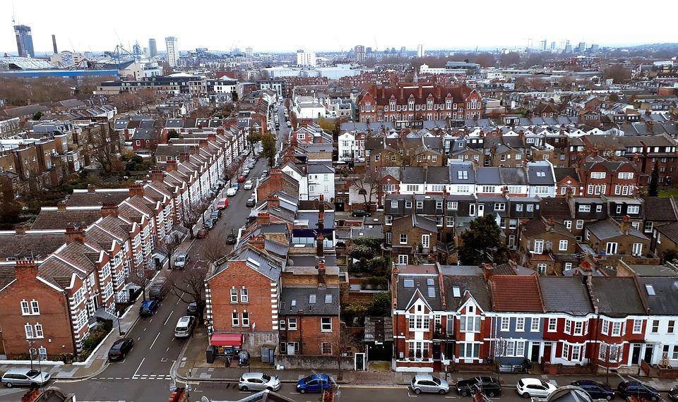 Kensington Cityscape.